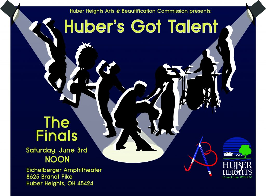 Huber's Got Talent Finals @ Eichelberger Amphitheater