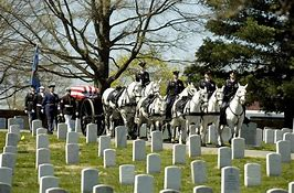 Funeral Service and Burial of Jack Brankamp @ Dayton National Cemetery