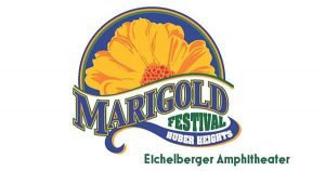 Huber Heights Marigold Festival @ Eichelberger Amphitheater