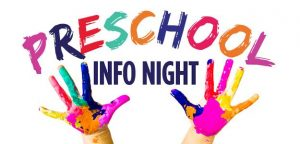 Preschool Night - Creative World of Learning @ Creative World of Learning