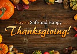 Happy Thanksgiving from the Huber Heights Chamber of Commerce @ Huber Heights Chamber of Commerce