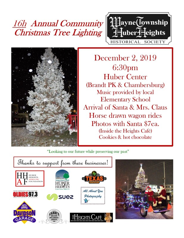 16th Annual Community Christmas Tree Lighting @ Huber Center | Huber Heights | Ohio | United States