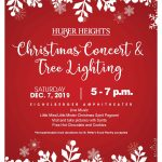 Christmas Concert & Tree Lighting