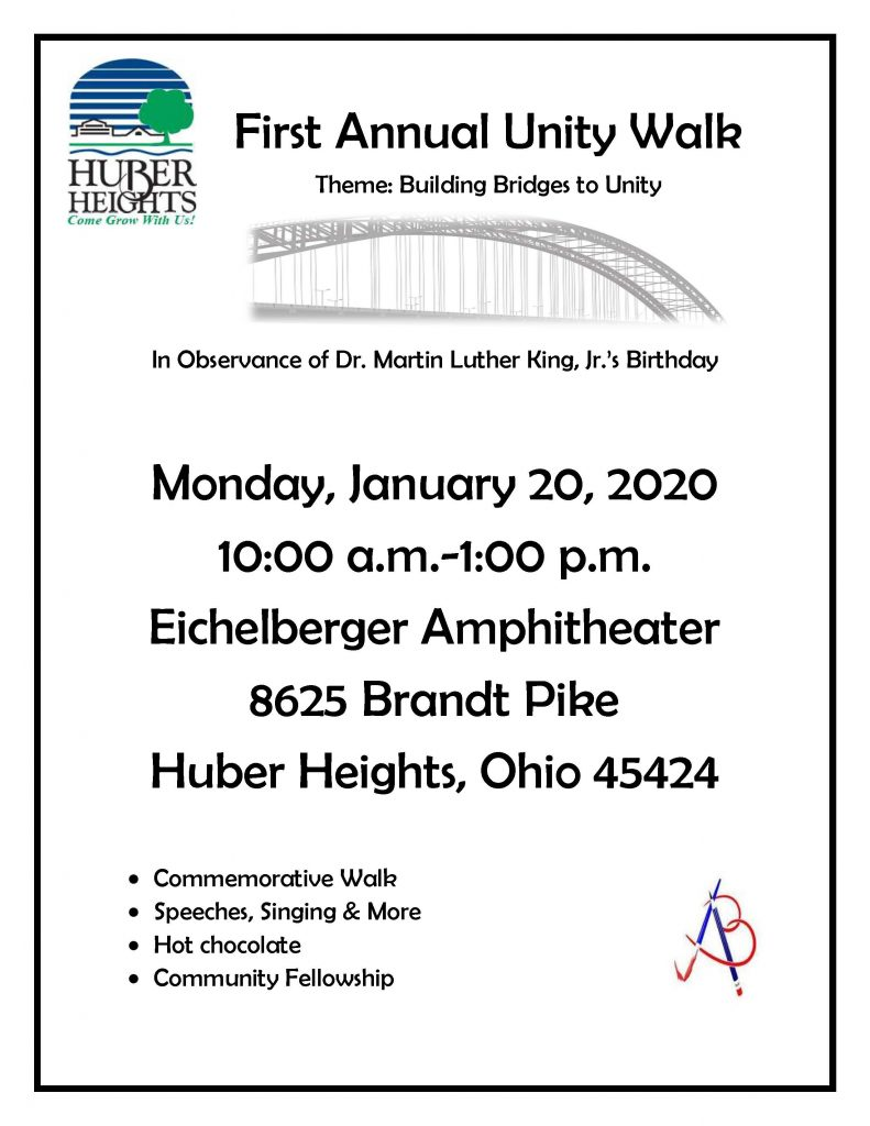 First Annual Unity Walk @ Eichelberger Amphitheater