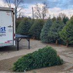 Optimist Club of Huber Heights Christmas Tree Lot