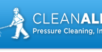 Cleanall Pressure Cleaning Service Inc. –  2021 September Business of the Month